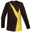 Endura MT500JR maglietta a maniche lunghe Bambino giallo/nero